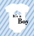 boy car vector image