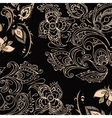 Luxury ornament background vector image
