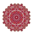Colorfull mandala pattern vector image