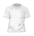 T-shirt design template vector image