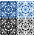 seamless gzel 2 380 vector image