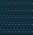 Triangles on the dark-blue background vector image