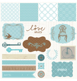 vintage scrapbook elements