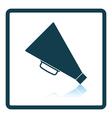 Director megaphone icon vector image