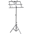 Empty music stand vector image vector image