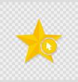 star icon cursor icon vector image