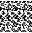 Seamless retro background vector image