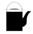 kettle three vector image