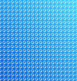 Abstract bubble pattern vector image