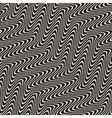 Wavy Lines Marbelling Effect Seamless vector image vector image