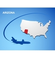 Arizona vector image