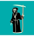 Death Character vector image