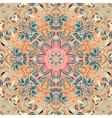 Seamless turkish colorful pattern Endless pattern vector image