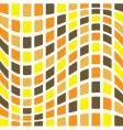 abstract tile wave vector image vector image