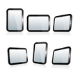 Large Tablets Pads vector image