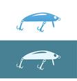 Wobbler for fishing vector image