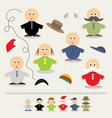educational game for children vector image