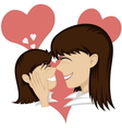 Lovin mommy collection vector image