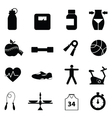 Health pictograms vector image