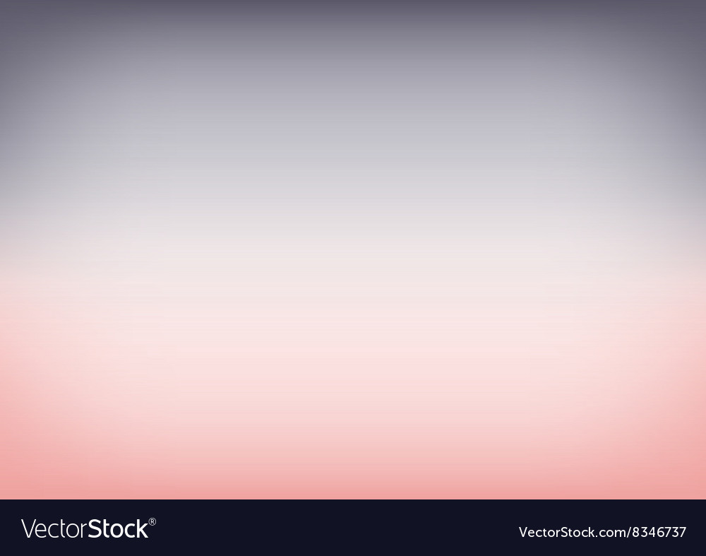 Rose quartz lilac gray gradient background vector