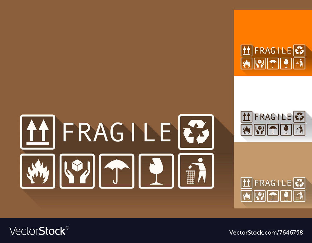 Fragile vector