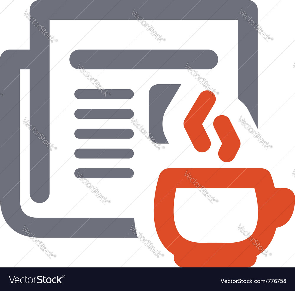 News icon vector