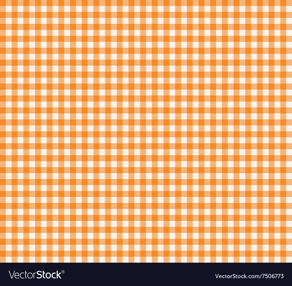 Seamless vichy pattern vector