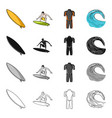 sport training competitions and other web icon vector image