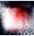 Dark grunge technology design vector image vector image
