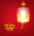 Oriental Chinese New Year Element Design vector image