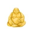 Netsuke Figurine Japanese Culture Symbol vector image