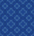 Ornamental Pattern Design vector image