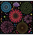 Fireworks 2 vector image