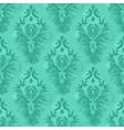 vintage wallpaper vector vector image