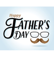 Fathers Day Concept vector image