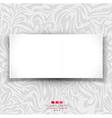 Gray delicate luxurious background vector image