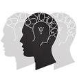 psychology vector image