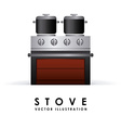 stove design vector image