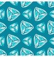 Abstract diamond seamless pattern vector image