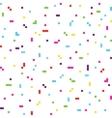 Pixel art style old school seamless vector image