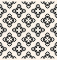seamless pattern with carved geometric figures vector image