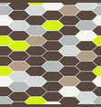 mosaic tiles seamless pattern vector image