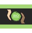 Bio technologies vector image vector image