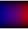 Red blue and purple shining disco equalizer vector image