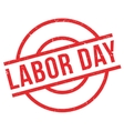 Labor Day rubber stamp vector image