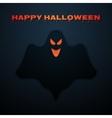 Stock Happy Halloween Ghost vector image