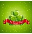 St Patricks Day image vector image
