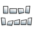 Tablets vector image