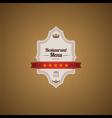 Classic Restaurant Menu Template vector image