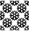 Mechanical sesamless pattern with cogwheels or vector image
